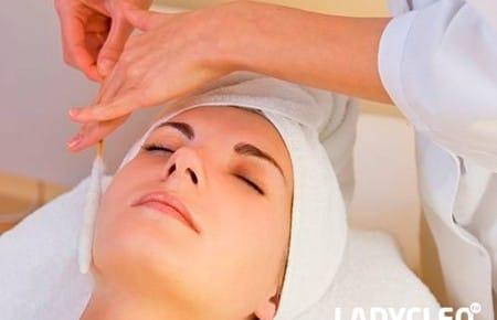 Криомассаж лица: омоложение жидким азотом