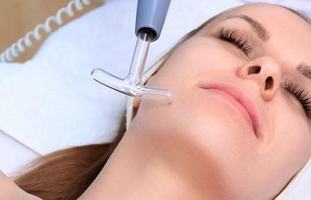 Процедура дарсонваль в косметологии