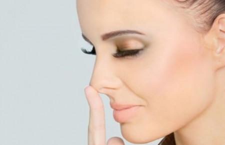 Как убрать ямку на носу