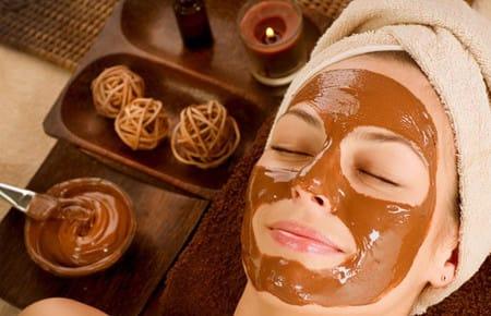 Домашние маски для лица на основе какао