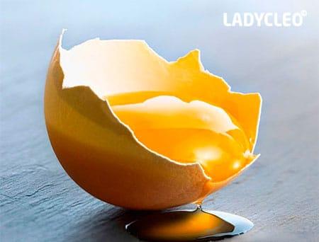Маска для жирной кожи яйцо мед thumbnail